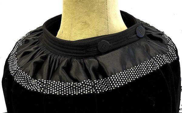 Satin + Sned11 runt hela kjolen